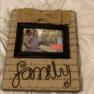 Other - ⚡️Flash Sale ⚡️ 6x4 picture frame